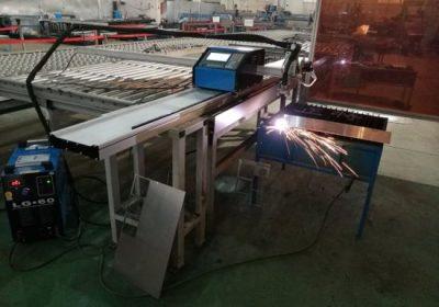 సరఫరా మెటల్ CNC రౌటర్ / మెటల్ ప్లాస్మా షీట్ CNC పైప్ ప్రొఫైల్ కటింగ్ యంత్రం
