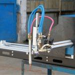 మినీ క్రేన్ CNC ప్లాస్మా కటింగ్ మెషిన్ / CNC గ్యాస్ ప్లాస్మా కట్టర్