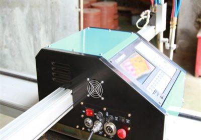 CNC పోర్టబుల్ ప్లాస్మా కటింగ్ యంత్రం, ఆక్సిజన్ ఇంధనం మెటల్ కటింగ్ యంత్రం ధర