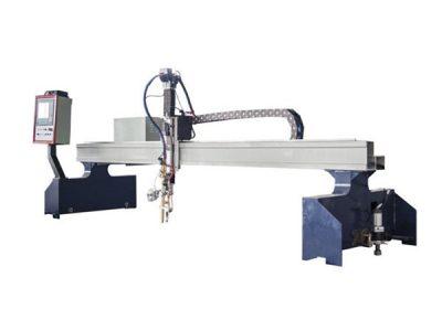 పోర్టబుల్ CNC ప్లాస్మా కట్టింగ్ మెషిన్ గ్యాస్ కట్టర్